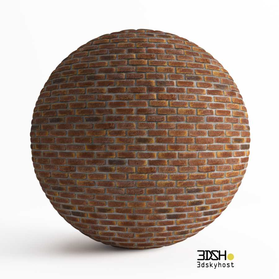 3dSkyHost: 3D Model Bricks free download