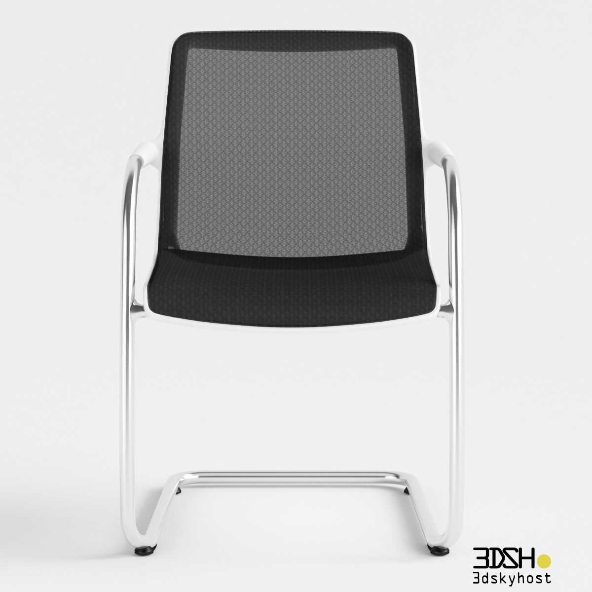 3dSkyHost: 3D Model Unix Chair Cantilever Vitra free download