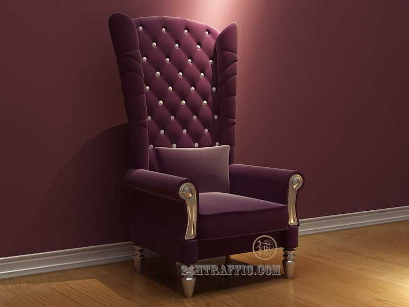 3dSkyHost: 3d Model Chair 83 Free Download