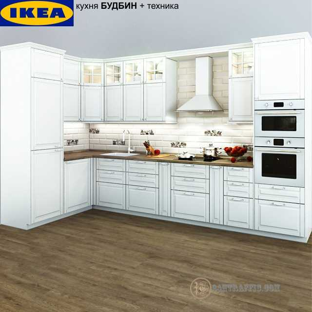 3dSkyHost: 3d Kitchen model 10 free download