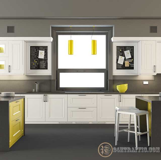 3dSkyHost: 3d Kitchen model 9 free download