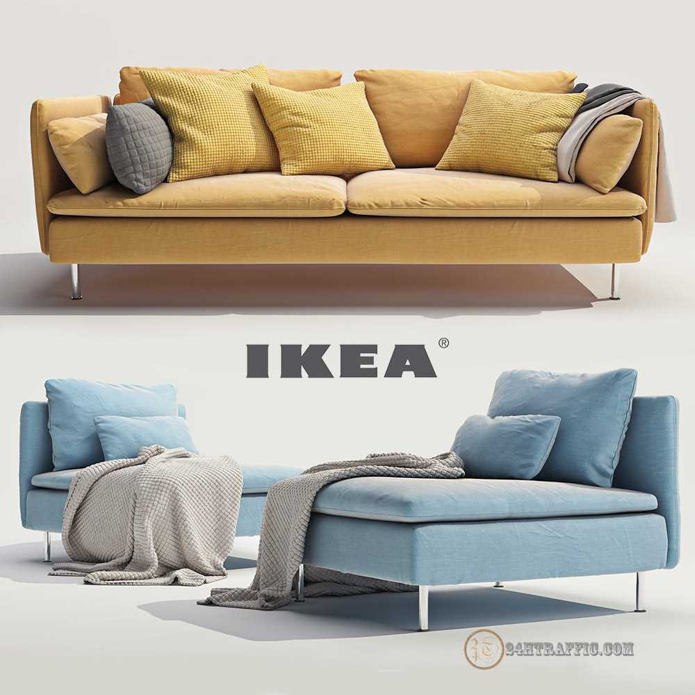 3dSkyHost: 3D Model Sofa By Dong Trinh Duy Free Download