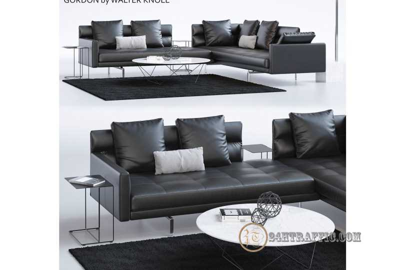 3dSkyHost: 3D Model Sofa 81 Free Download