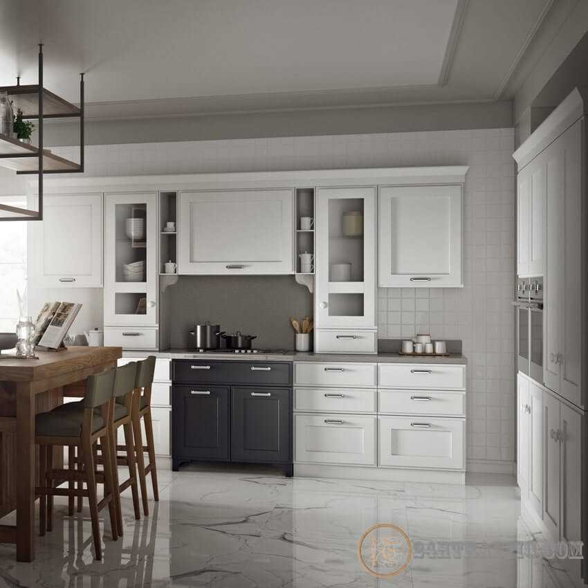 3dSkyHost: 3D Model Scavolini Kitchen 81 Free Dowload