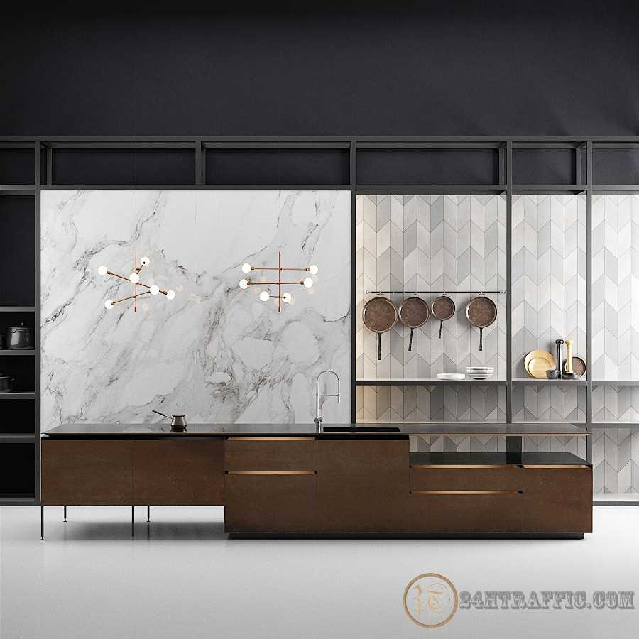 3dSkyHost: 3D Kitchen – Italgraniti Metaline 2018 Free Download