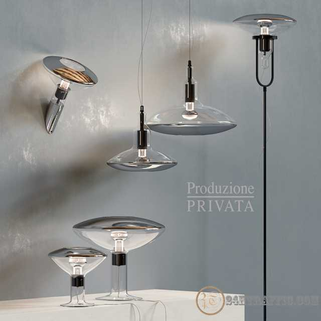 3dSkyHost: Free Model 3D Belle Soiree Ceiling light