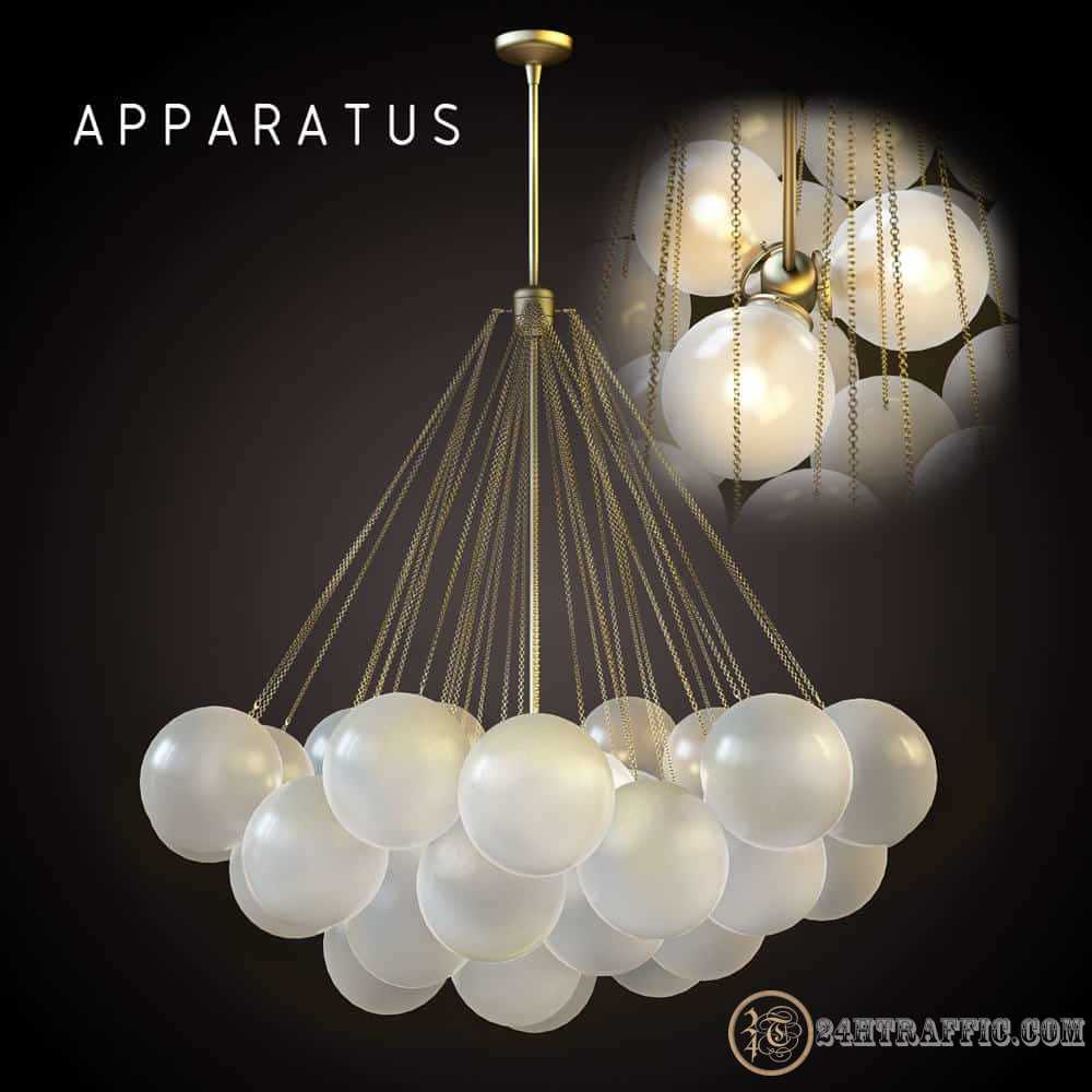 3dSkyHost: Free Model Lamp from ApparatusStudio