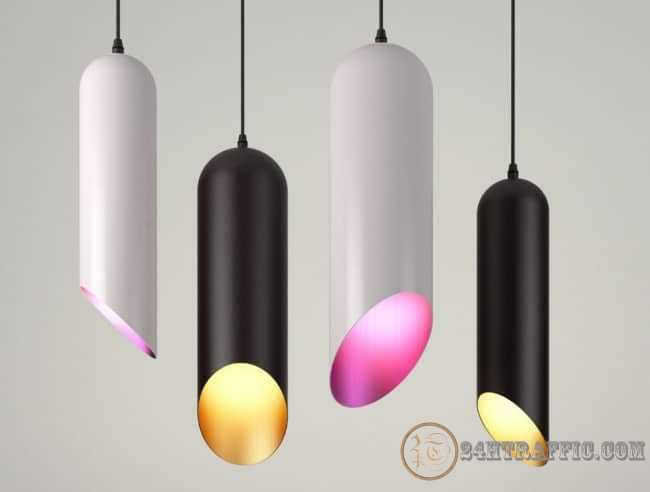 3dSkyHost: Pipe Pendant Light, Tom Dixon, free 3d model from Design Connected