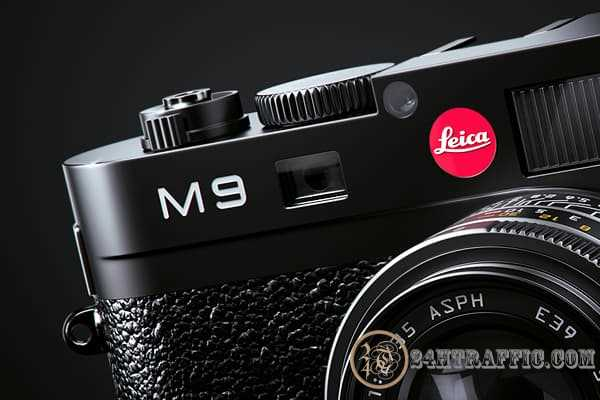 3dSkyHost: Leica M9 3D Model Free made by Maciek Ptaszynski