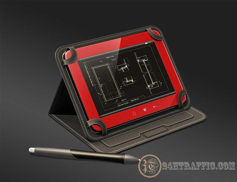 3dSkyHost: 3d model The Tablet by Dmitry Gusev