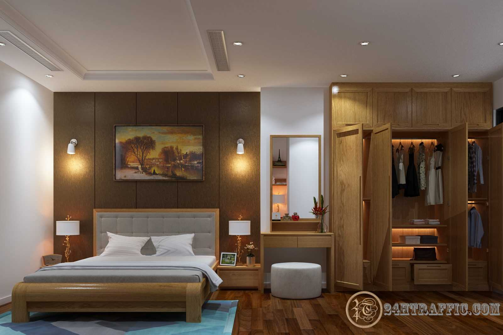 3dSkyHost: 3D Interior Scenes File 3dsmax Model Bedroom 42