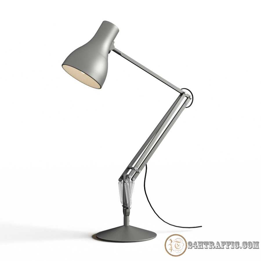 3dSkyHost: 3D model Anglepoise Type free download