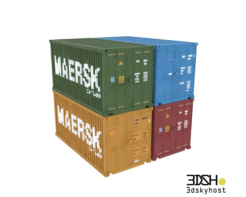 3dSkyHost: 3D Model Container free download