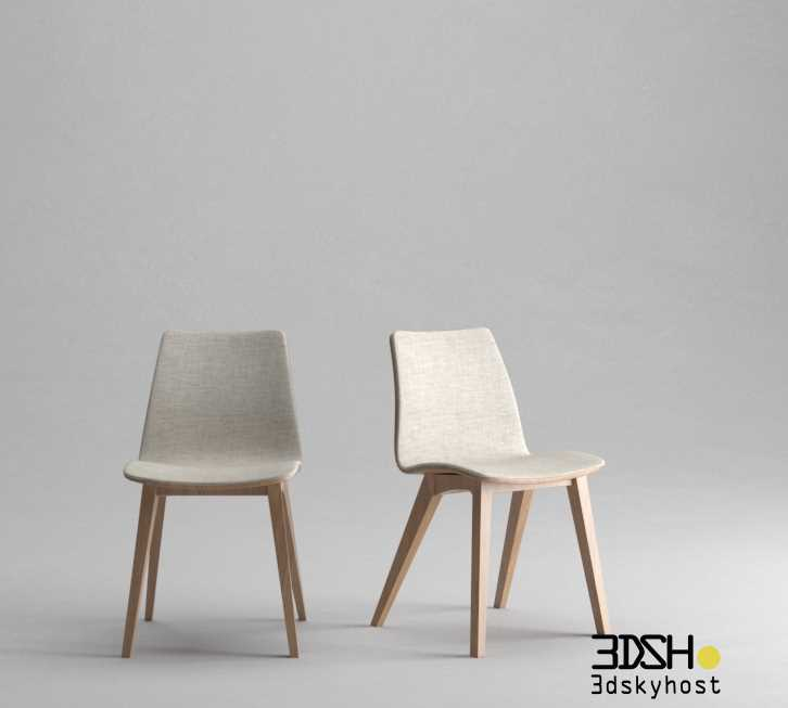 3dSkyHost: 3d model Morph Chair By Zeitraum free download
