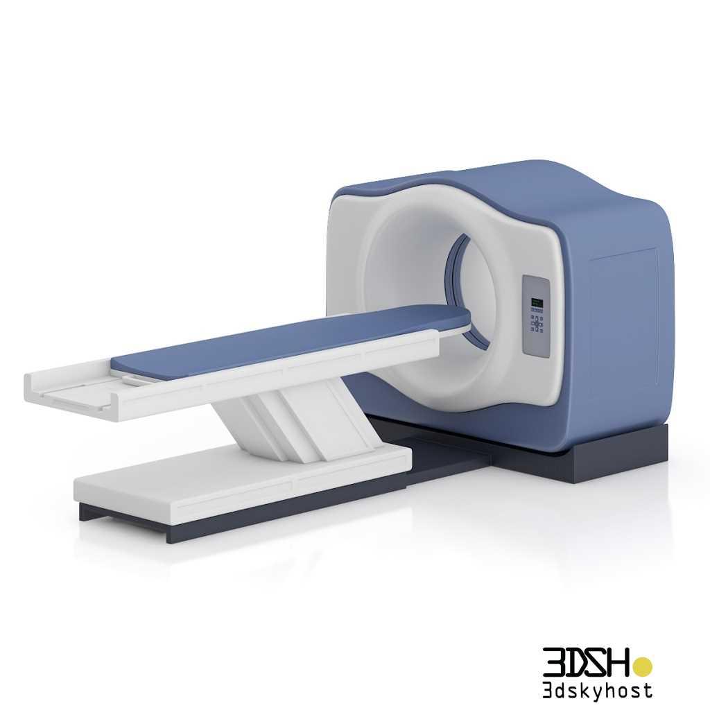 3D Models Medical Equipment Free Download