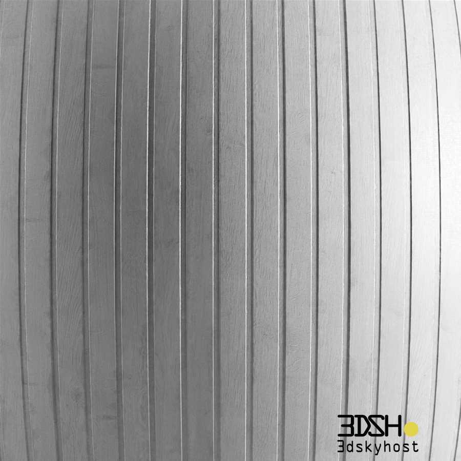 3dSkyHost: 3d model Whitewood Siding Board free download
